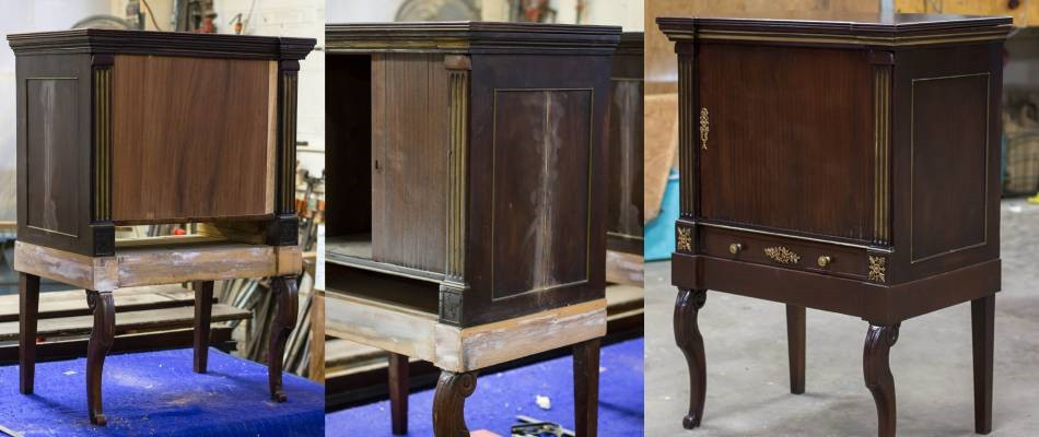 Furniture Restoration. Quality Craftmanship