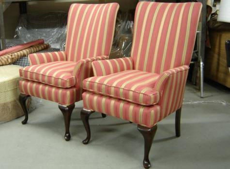 Upholstery & Refinishing Denver