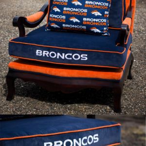Broncos Chair