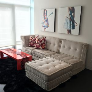 Roche Bobois Styled Sectional