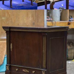 Antique Nightstand Restoration